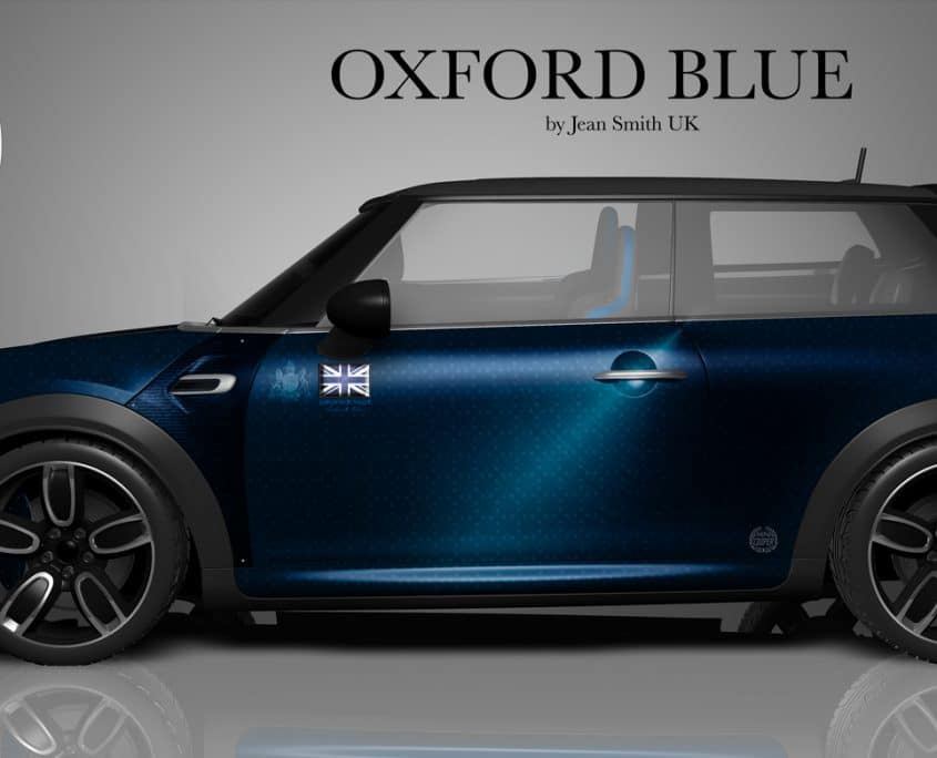 London Junkies Mini One Design Oxford Blue