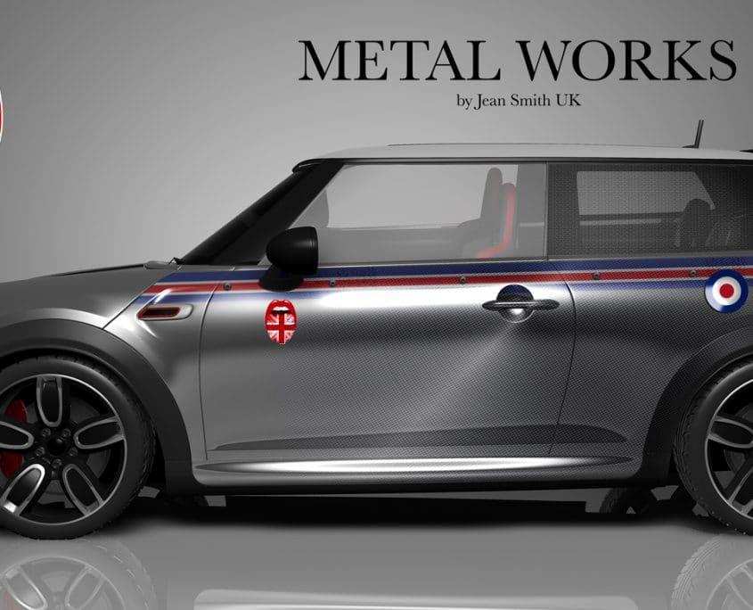 London Junkies Mini One Design Metal Works