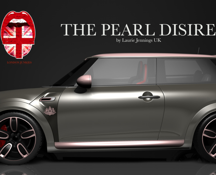 London Junkies Mini One Design The Pearl Disire