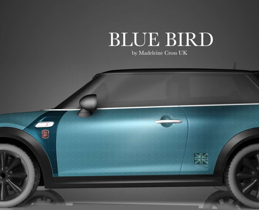 London Junkies Mini One Design Blue Bird
