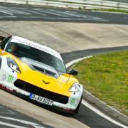 Corvette Vollverklebung Carwrapping