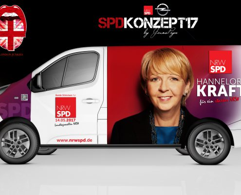 Opel Vivaro SPD B2B Konzept