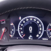 Opel OPC Tacho