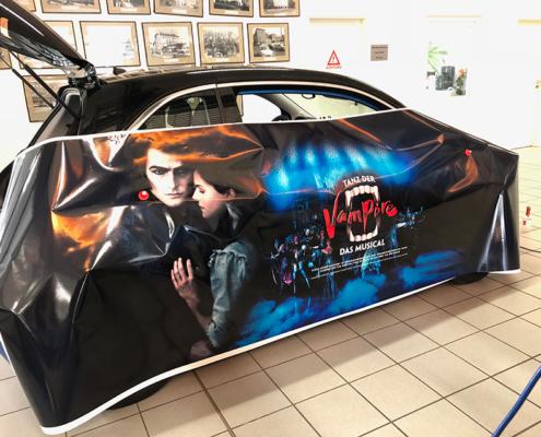 Opel Adam Tanz der Vampire Digitaldruck