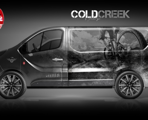 London Junkies Design Cold Creeek