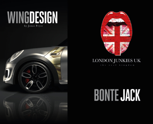 Mini Wing Design Bonte Jack