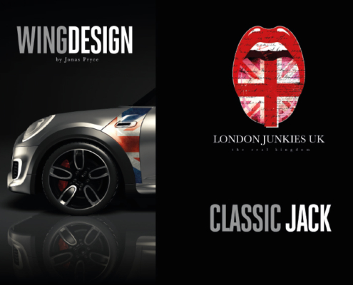 Mini Wing Design Classic Jack
