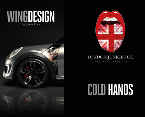 Mini Wing Design Cold Hands