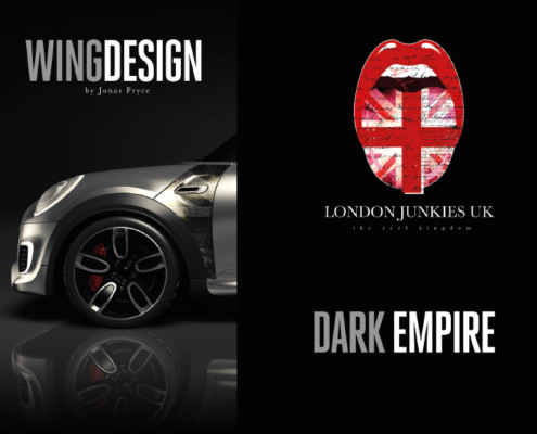 Mini Wing Design Dark Empire