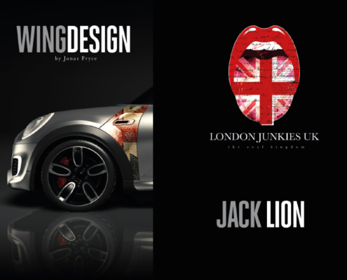 Mini Wing Design Jack Lion