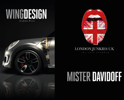 Mini Wing Design Mister Davidoff