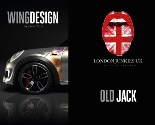 Mini Wing Design Old Jack