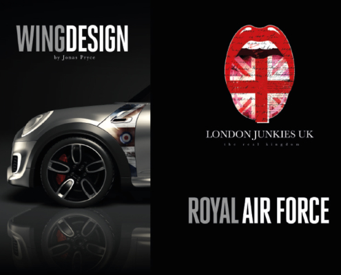 Mini Wing Design Royal Air Force