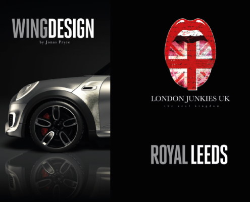 Mini Wing Design Royal Leeds