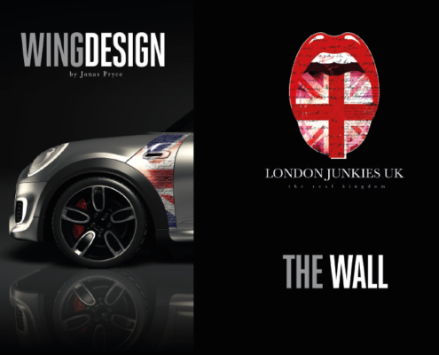 Mini Wing Design The Wall
