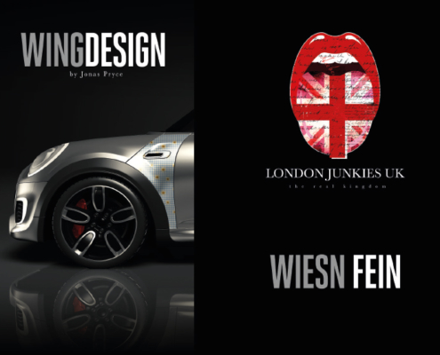 Mini Wing Design Wiesn Fein